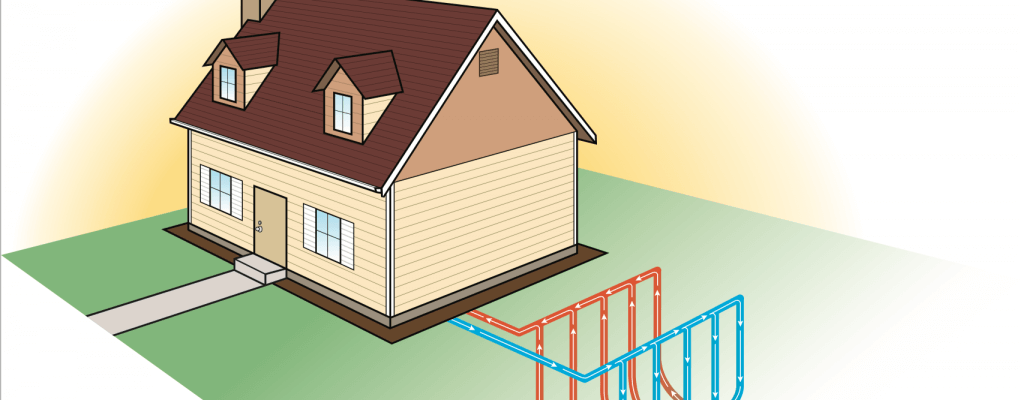 geothermal energy home comfort system home