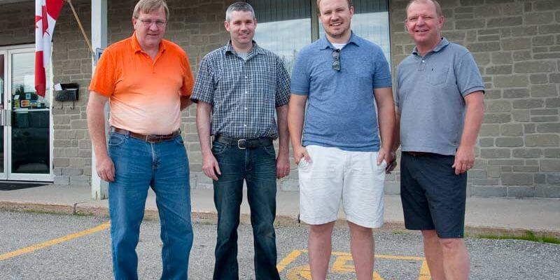 Bryans Fuel Staff