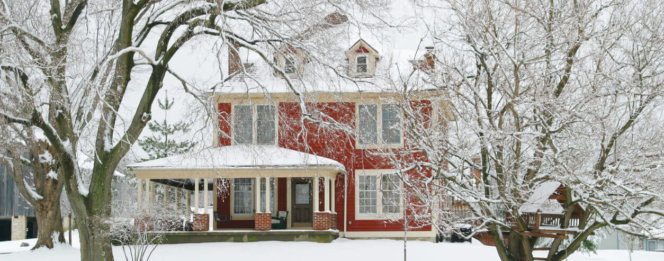 Homeowner mistakes to avoid this winter from Bryan's Fuel
