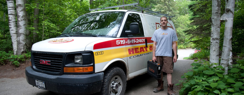 How to choose an HVAC company by Bryan's Fuel in Orangeville