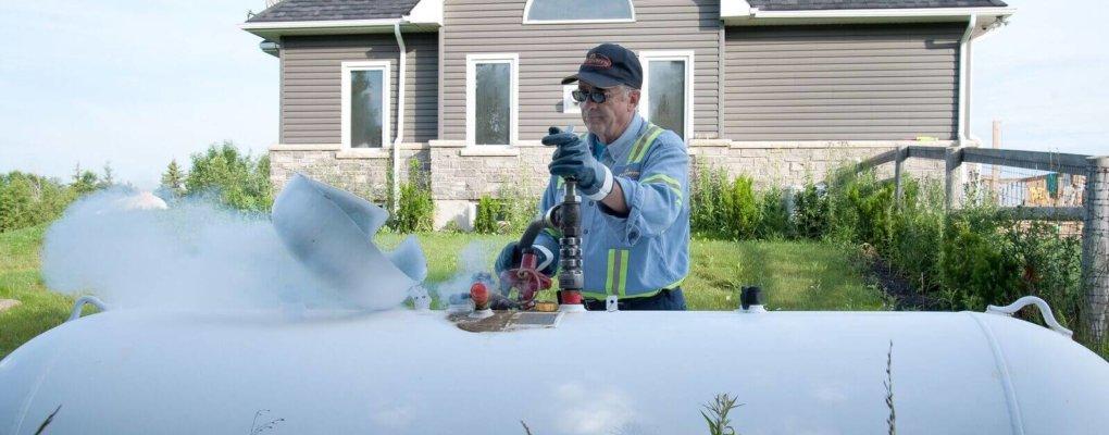 Save money on propane this summer from Bryan's Fuel Orangeville
